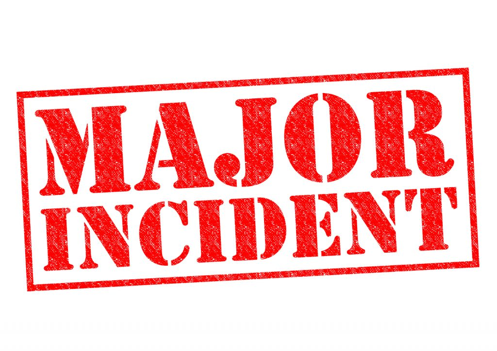 major incident management