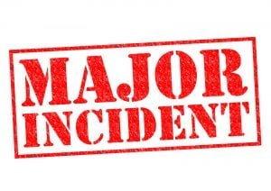 major incident management