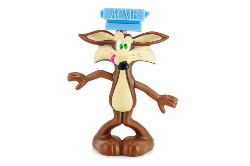 Don't be a Wile E Coyote, never catching Roadrunner!