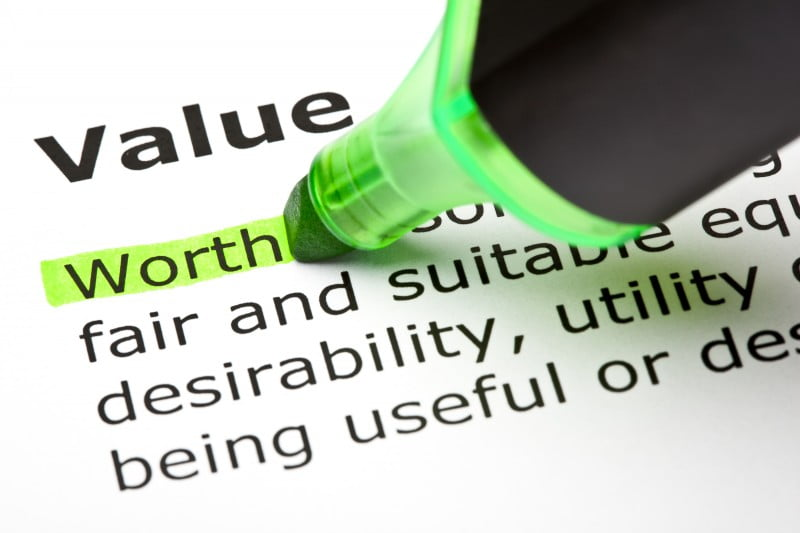 The Value Of Values How Behaviour Affects Business Value Itchronicles