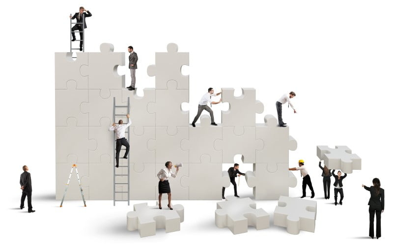 Enterprise service management can bring all the parts of the business together