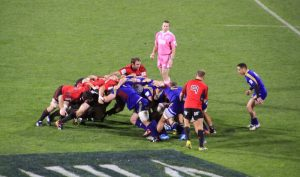 Governance is a lot like refereeing a game of rugby