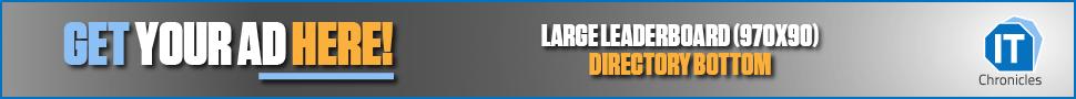 Large Leaderboard (970×90) Directory Bottom