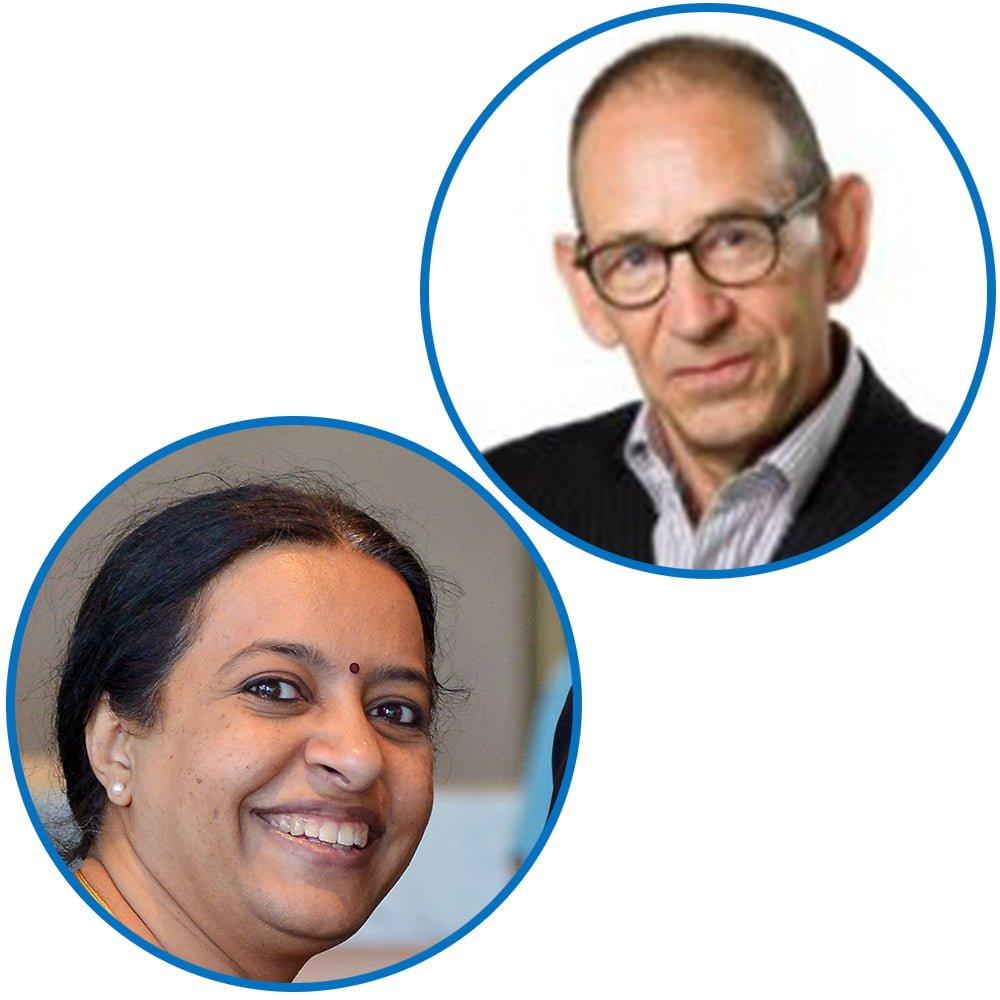 avatar for Mark Smalley & Malini Jayaganesh