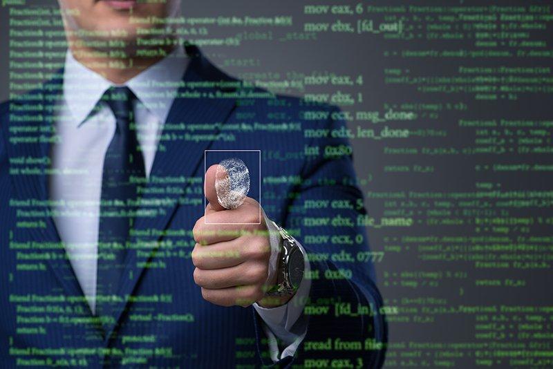 biometrics and the future of security