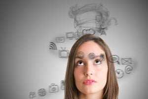 social media causes stress