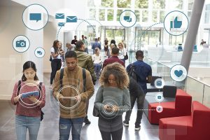 social media and higher education