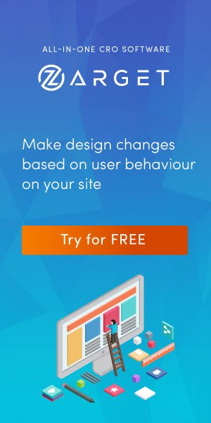 Sidebar (300×600) Zarget – Design Analytics