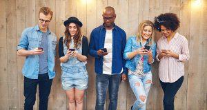 millennials and smartphones