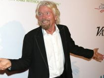 Sir Richard Branson Keynotes at Veritas Vision 2017