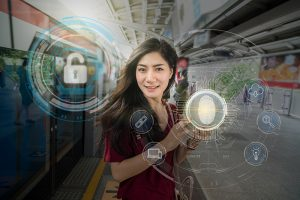Millenials are changing the face of security and moving us towards increased use of biometrics