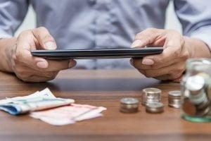 Digital money management