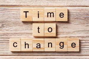 effective change - making change stick
