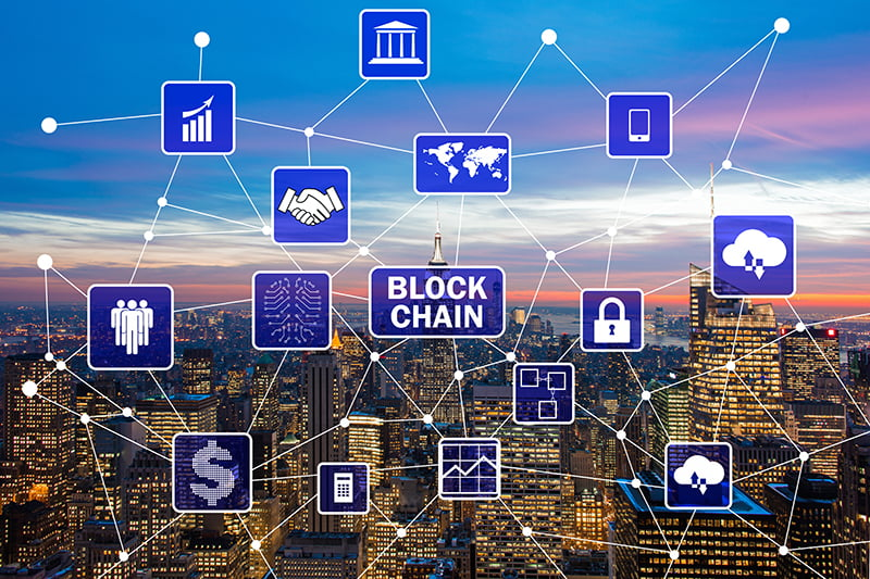 blockchain, devops and the software development lifecycle