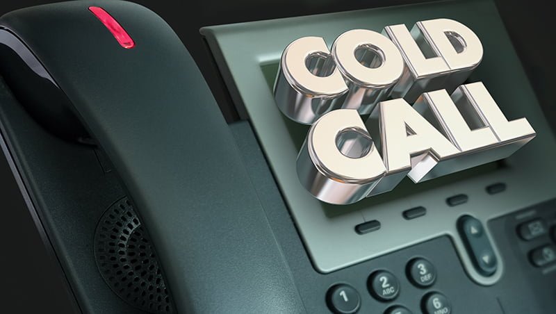 Cold calling