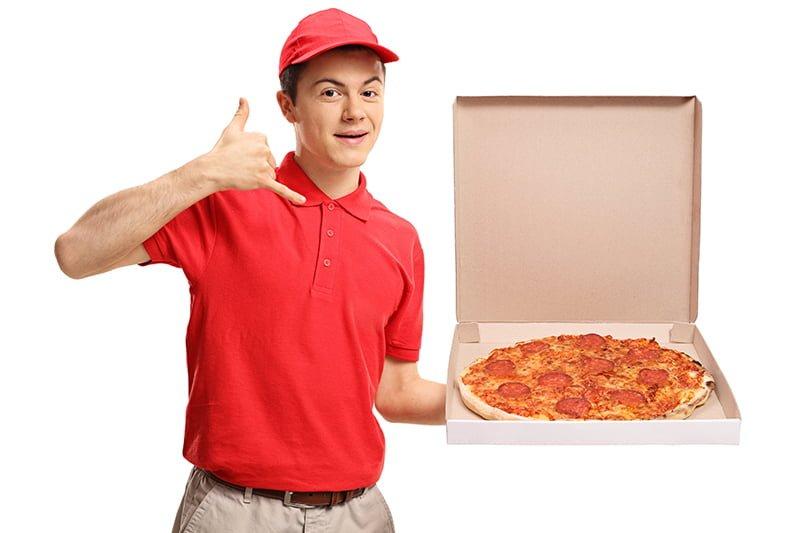 BRM Grab@Pizza