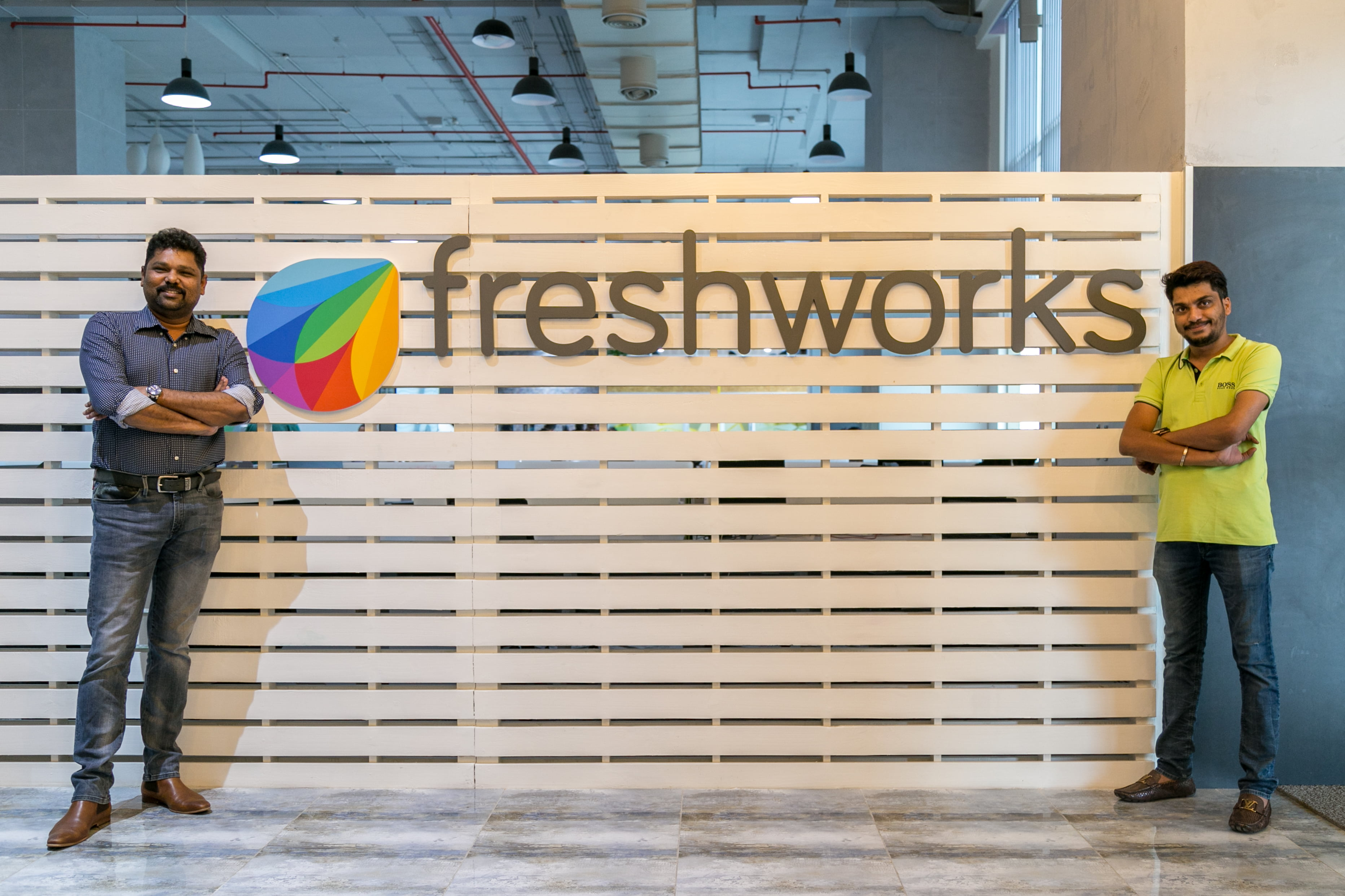 freshworks gains new capital investment