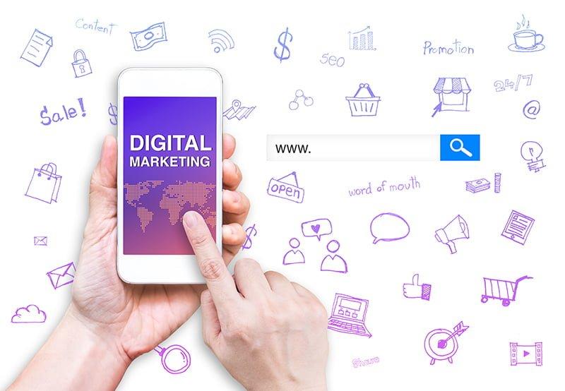 big data and digital marketing