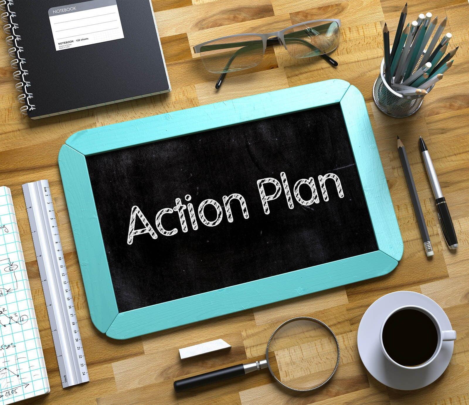 Human Resource Planning - Action Plan