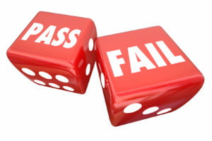 Pass or fail business agility?
