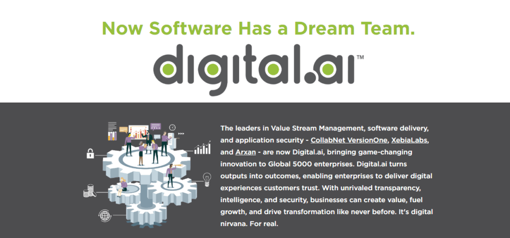 Value Stream - Digital.ai