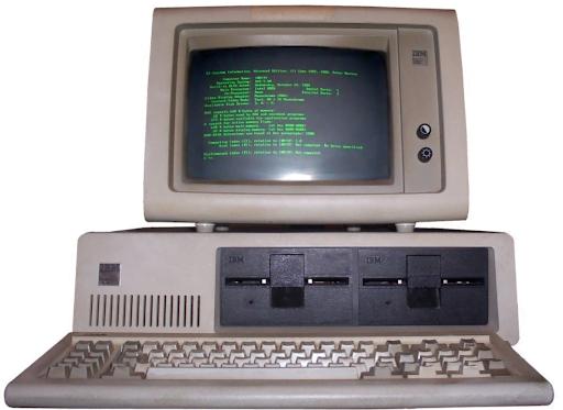 Personal Computer - IT Evolution