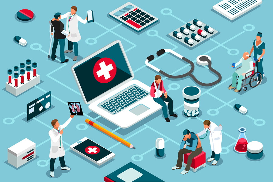 Assistive technology for disabilities and health