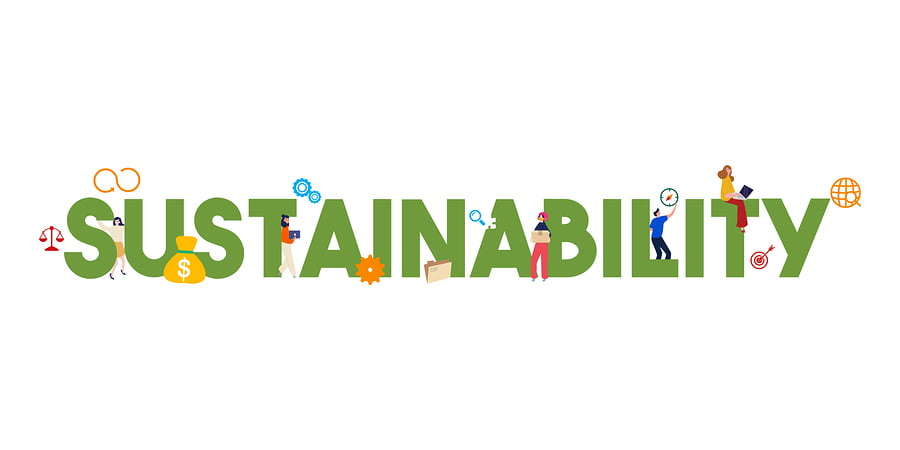 Sustainability in Data Centers