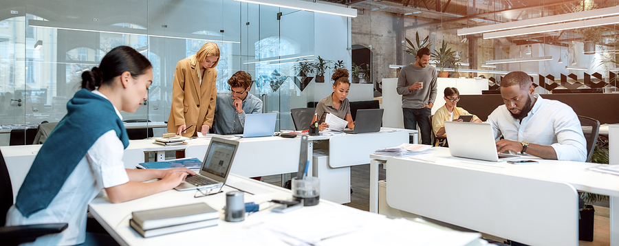 coworking space - customers don't feel safe