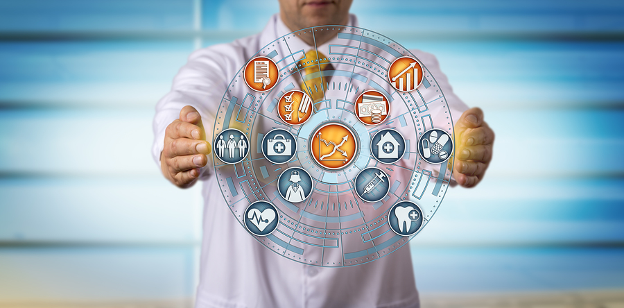 Value-Based Care healthcare utilizes data management