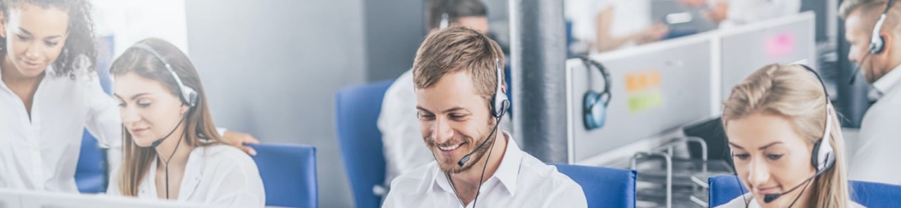 What is customer service? Phone reps
