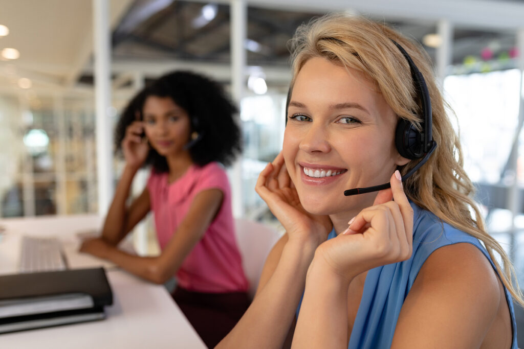 Customer Service Agent With Good Skills