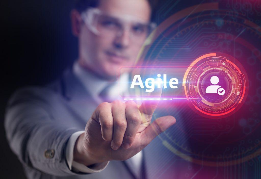 Agile development with outsourcing