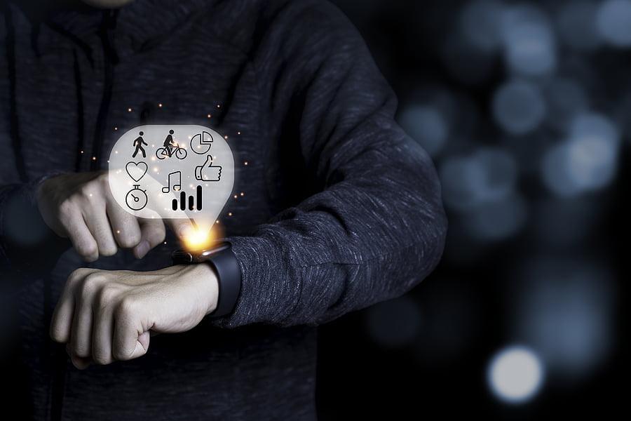 IoT smart watches