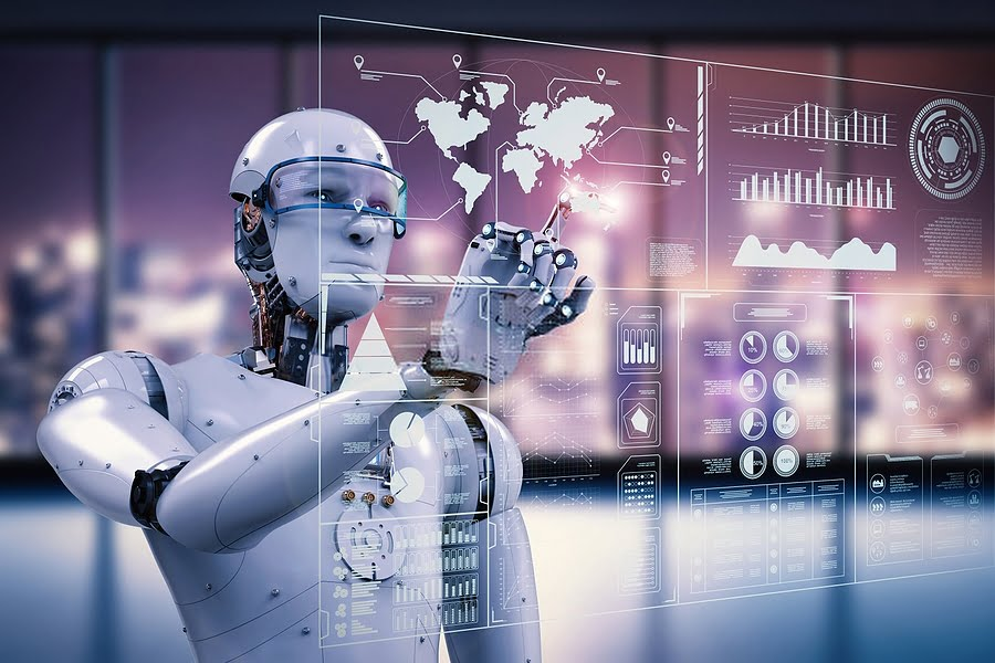 Robots in ML
