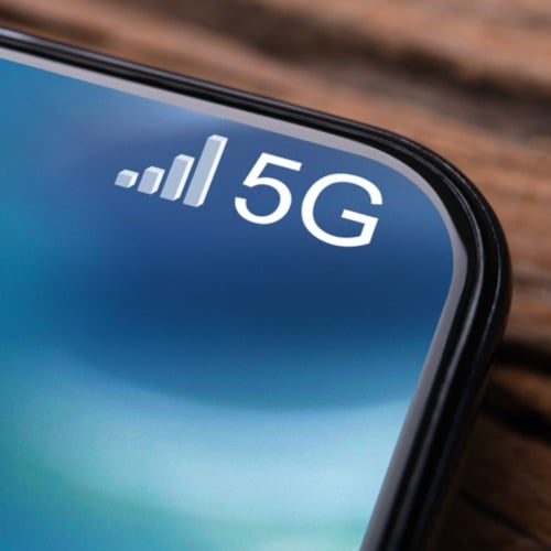phone with 5G