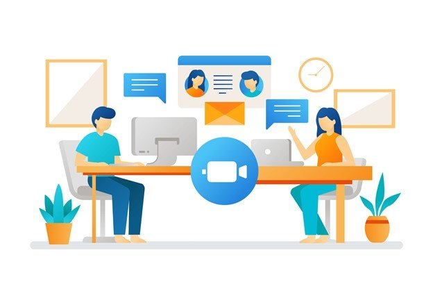 remote work collaboration