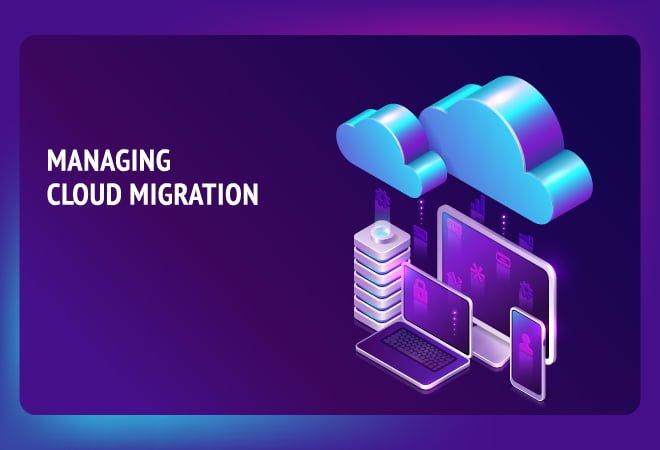 Managing data migration