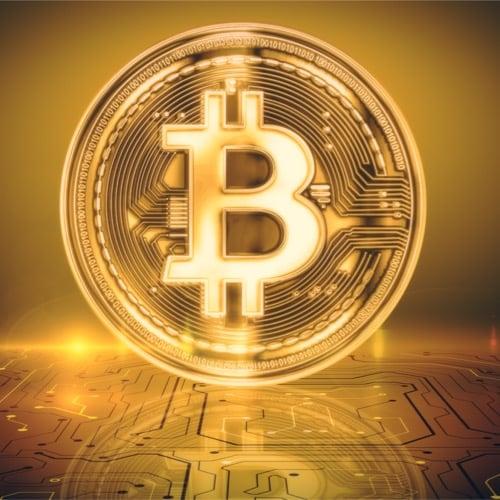 Golden Bitcoin