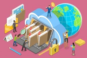 cloud-based intranet