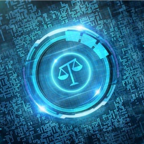 Legal tech Concept