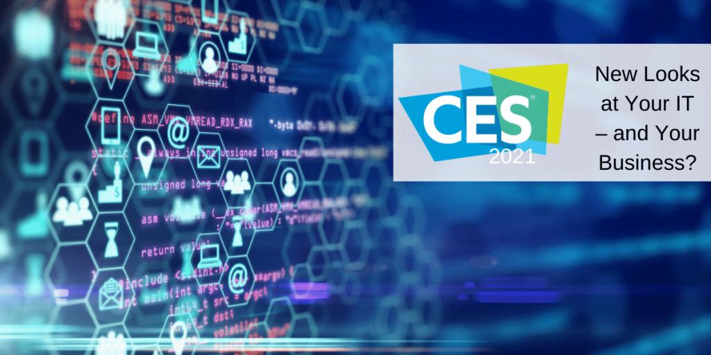 CES 2021 News