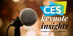 CES Keynote Insights