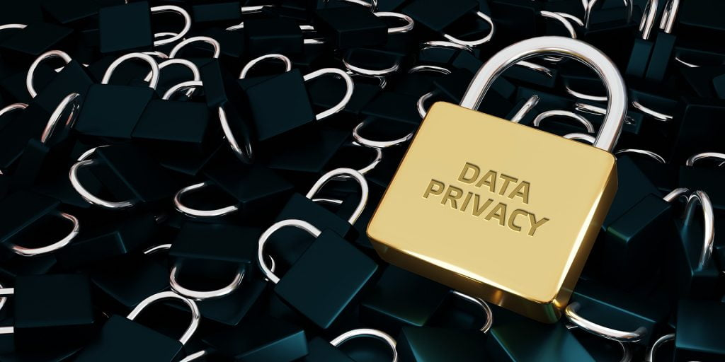 data privacy - information security