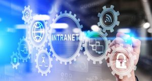 digital workplace and intranet