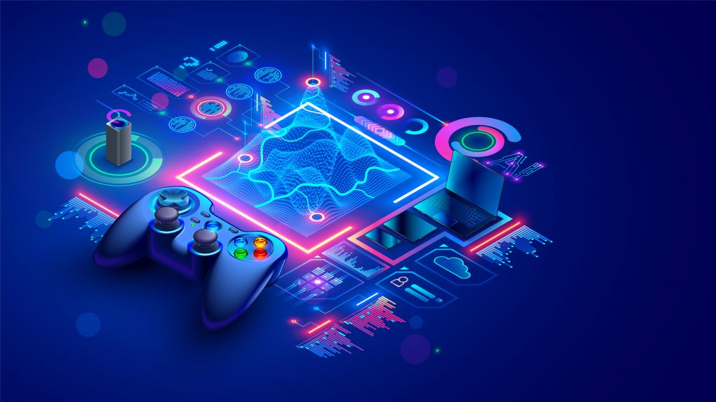 AI-in-game-development
