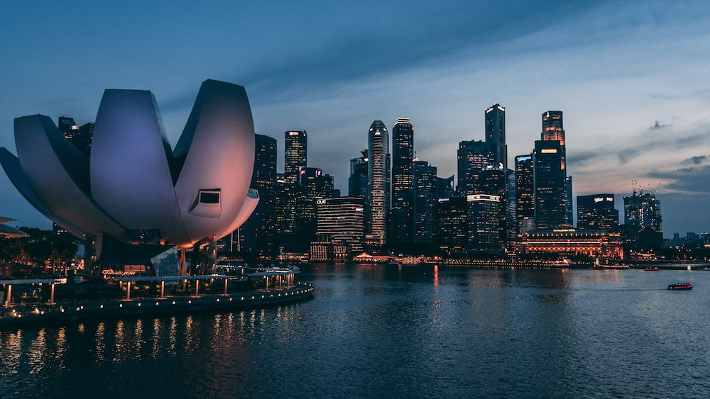 Top Smart Cities of the World - Singapore
