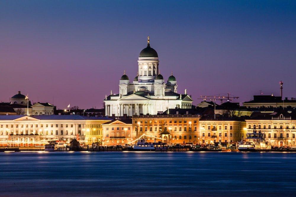 Top Smart Cities - Helsinki