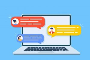 Chatbots and Live Chats